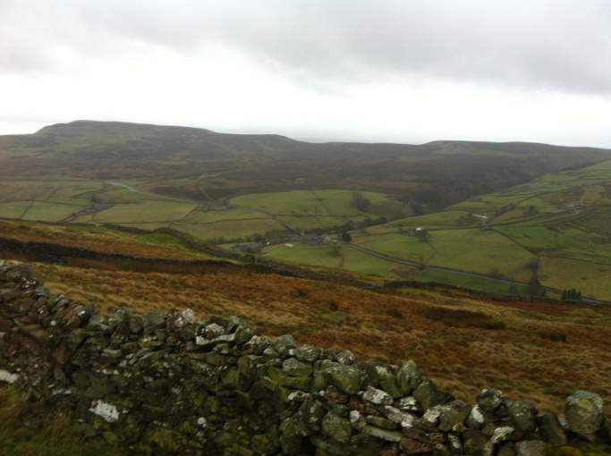 Being outdoors in Yorkshire